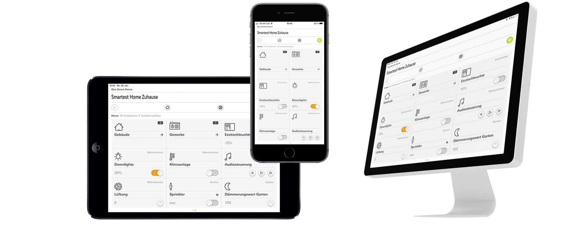 Gira X1 Programmierung - Smartest Home