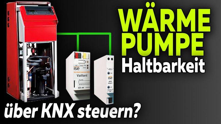 Frank Völkel - Wärmepumpe KNX eBus Gateway - Smartest Home