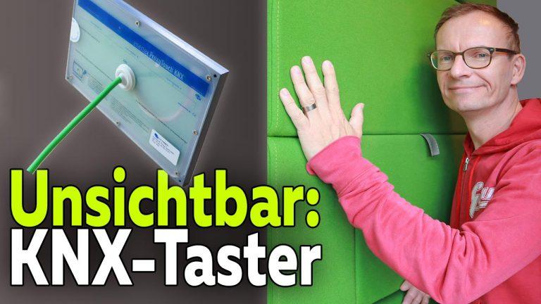 Enertex ProxyTouch: Unsichtbarer KNX Taster - Smartest Home