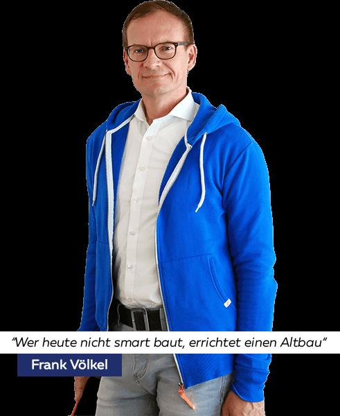 Frank Völkel Smartest Home München 2020