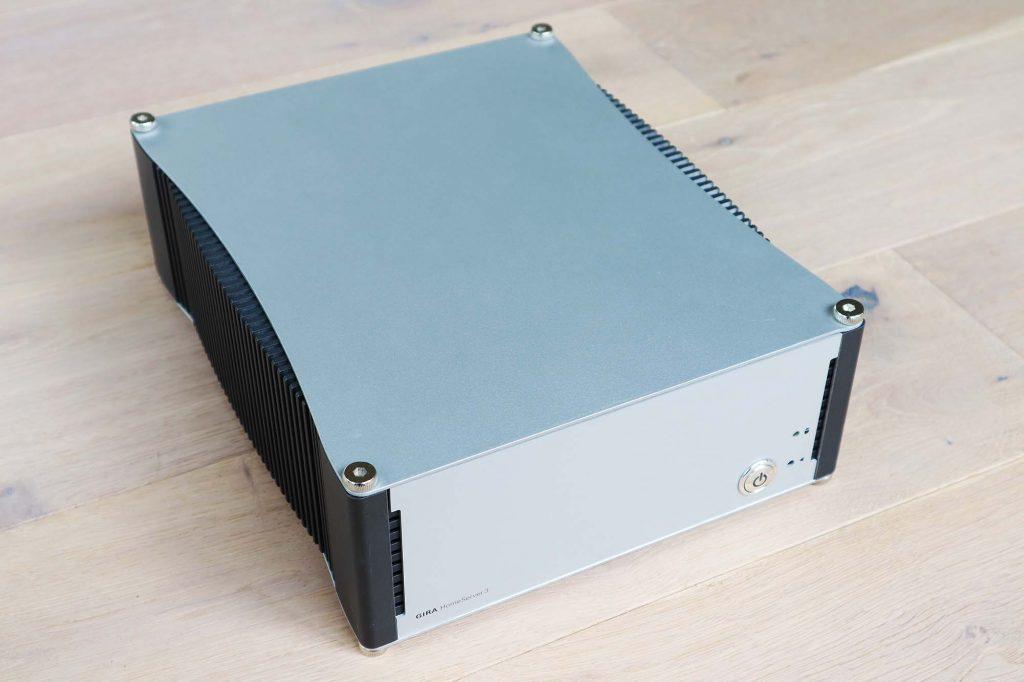 Gira Homeserver 3 KNX Server zur kompletten Haussteuerung und Visualisierung