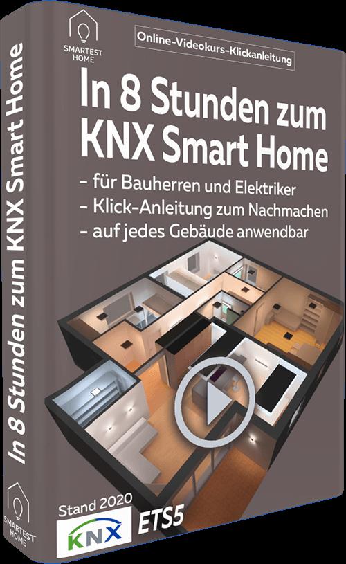 KNX Programmierung Videokurs Klickanleitung - Smartest Home