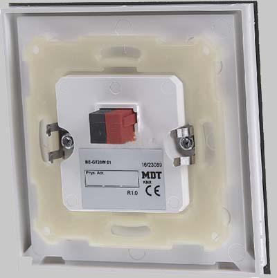 MDT Glastaster II smart von hinten
