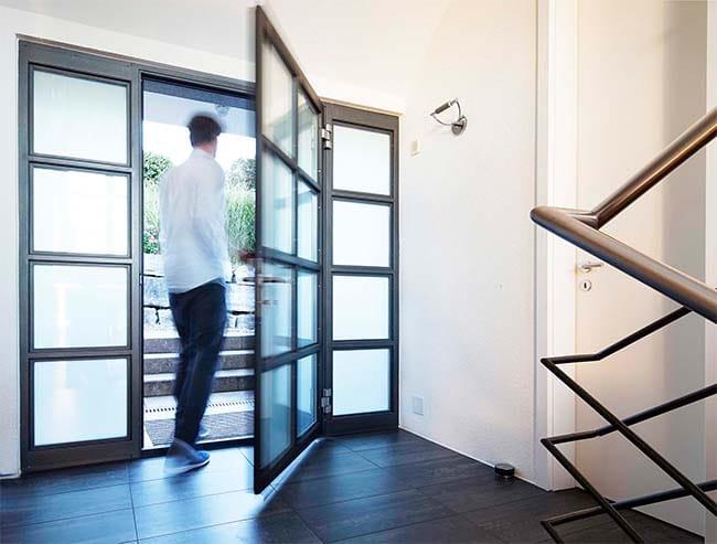 Smart Home KNX - München Frank Völkel - Musterhaus