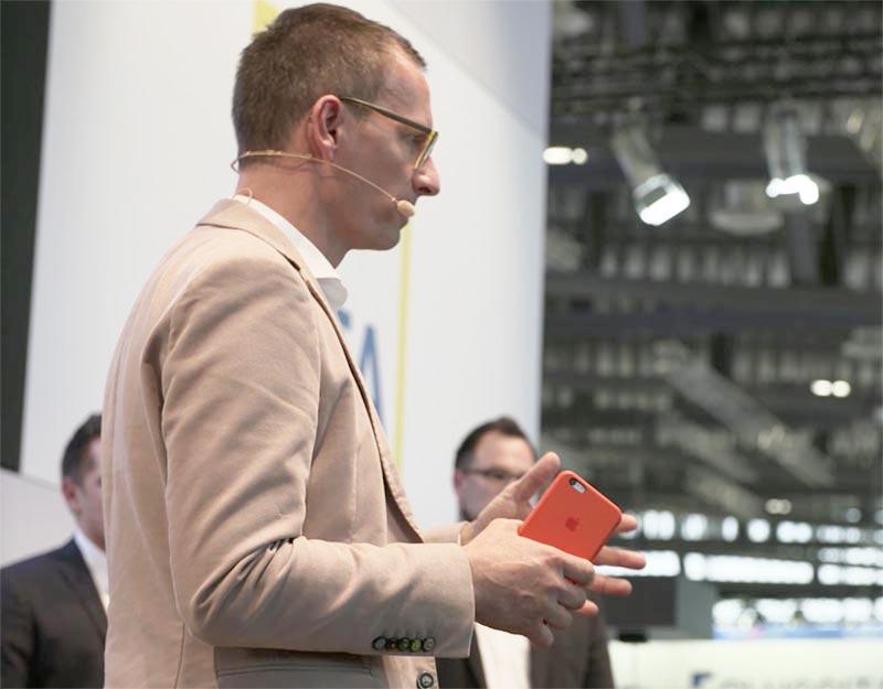 Frank Völkel Smartest Home Messe München