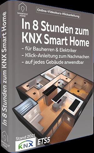 KNX programmieren Videokurs Box