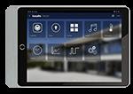 Basalte Home KNX Visualisierung - Smartest Home München
