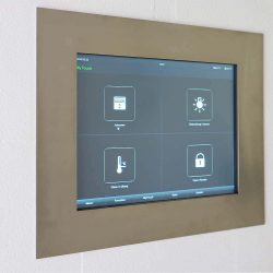 Gira QuadClient Touchscreen KNX Smart Home