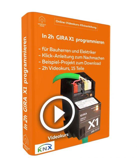 Gira X1 Videokurs Klickanleitung