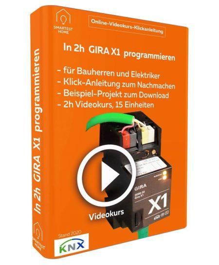 Gira X1 Videokurs Klick-Anleitung
